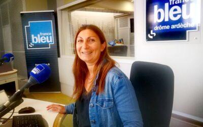 On parle de nous sur France Bleue Drôme Ardèche