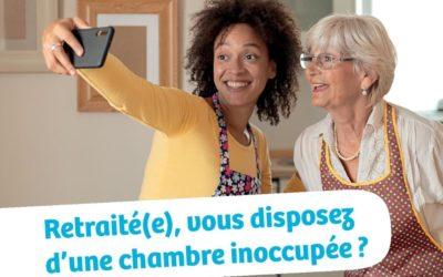 La CNAV et la CNAF experimentent un «  forfait de cohabitation intergenerationnelle »