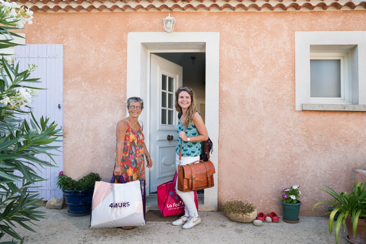 """Expo """"Bienvenue chez Paulette!"""" - Sabine"""